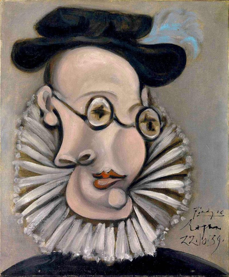 Retrato de Jaume Sabartés