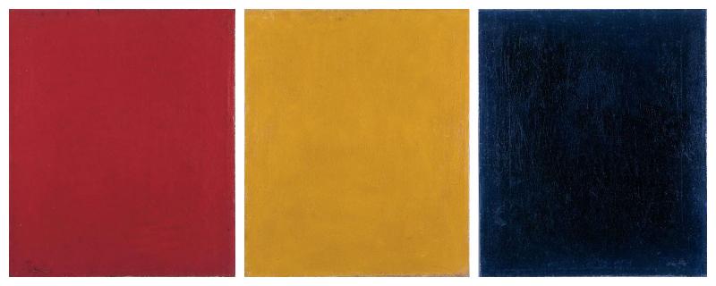 Красный. Желтый. Синий