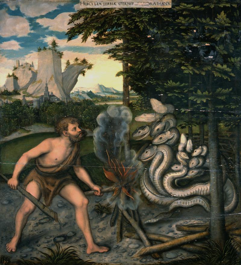 Herkules und die lernäische