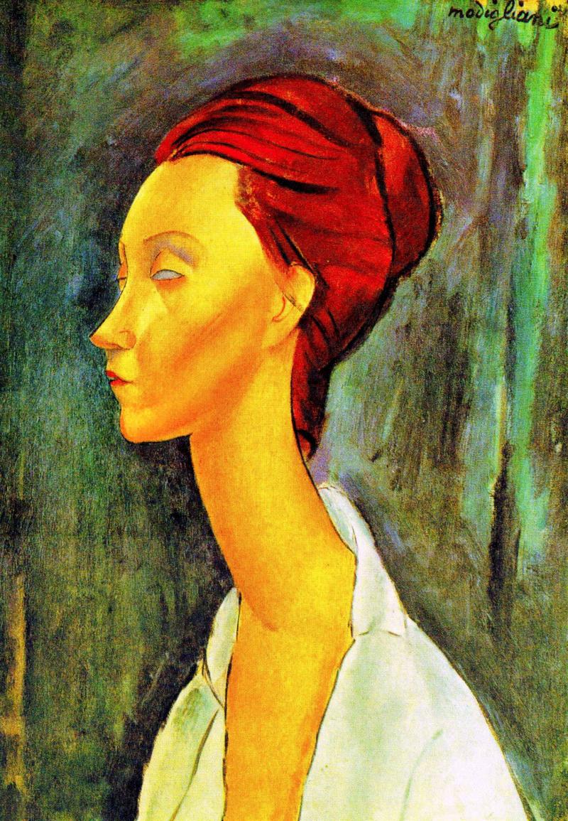 Portrait de Lunia Czechowska