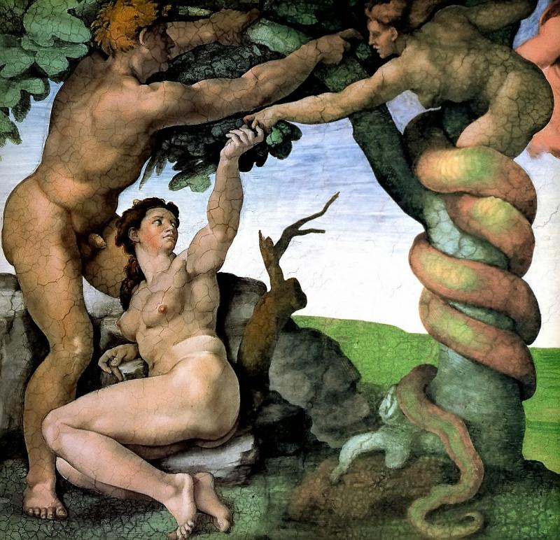 Cacciata dei progenitori dall'Eden
