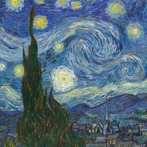 De sterrennacht