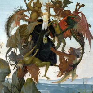 Il Tormento di sant'Antonio