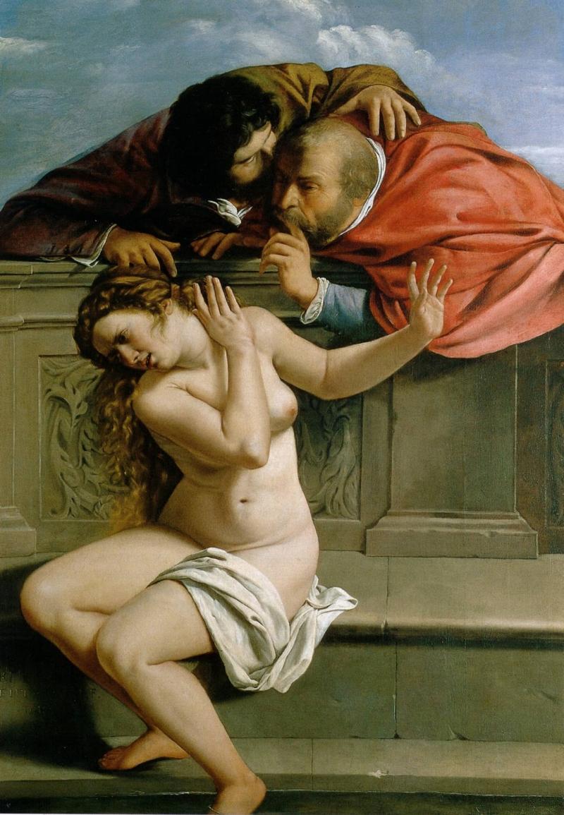 Susanna e i vecchioni