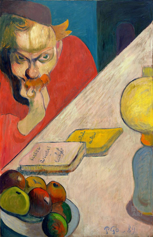 Portrait de Jacob Meyer de Haan