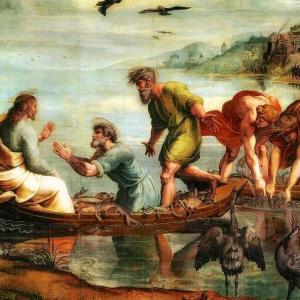 La moltiplicazione del pane e dei pesci