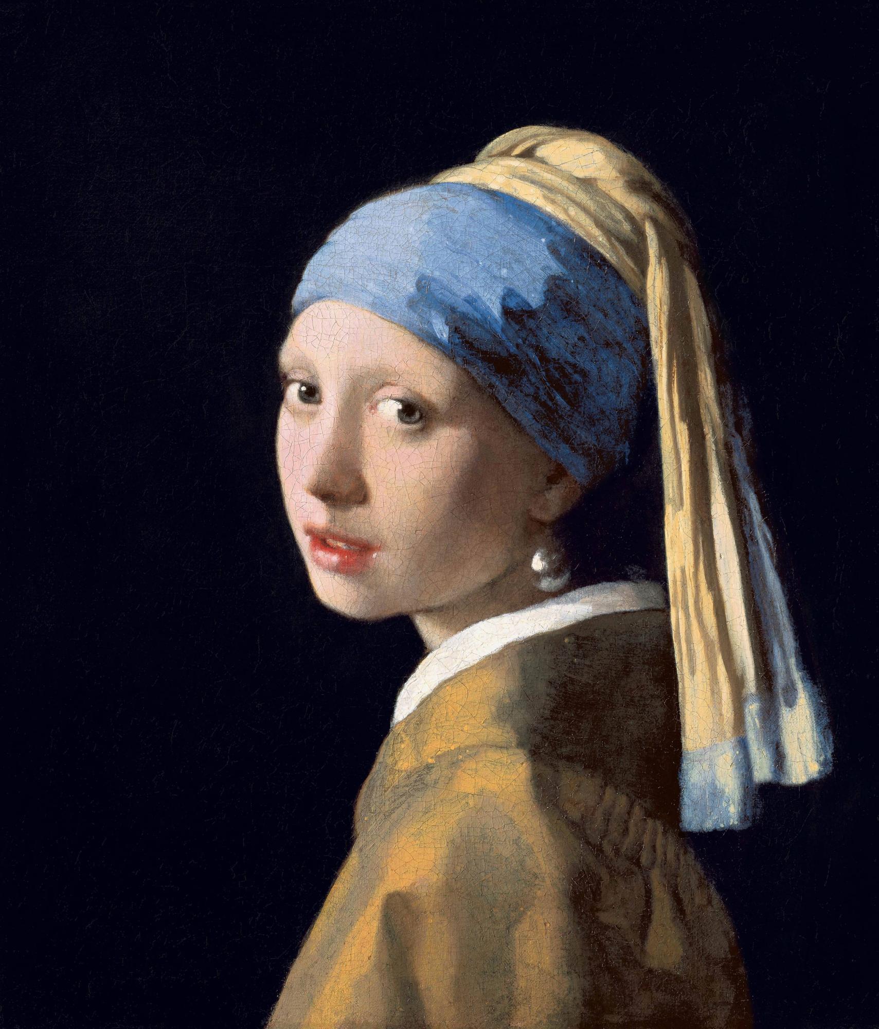 factor alguna cosa Enumerar  La joven de la perla - Johannes Vermeer - Historia Arte (HA!)