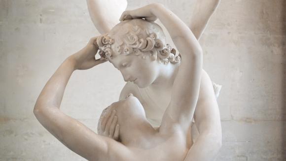 Eros y Psique - Antonio Canova - Historia Arte (HA!)