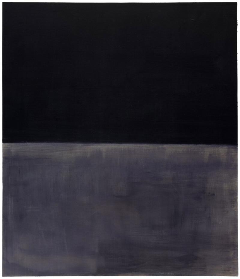 Untitled (Black on Grey)