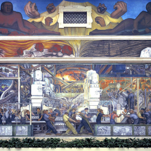 The Detroit Industry Murals