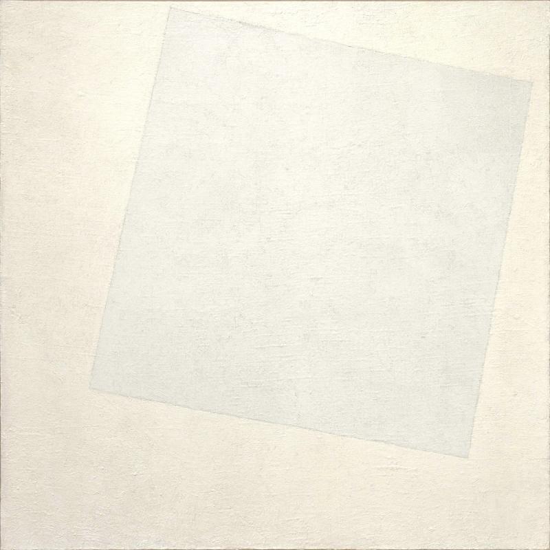 Белое на белом