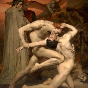 Dante et Virgile