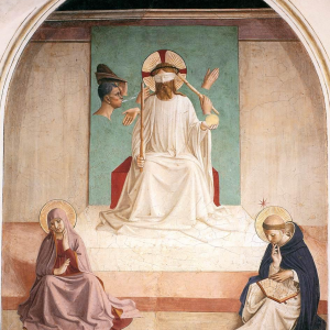 Burla prima di Gesù