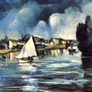La Seine en Chatou