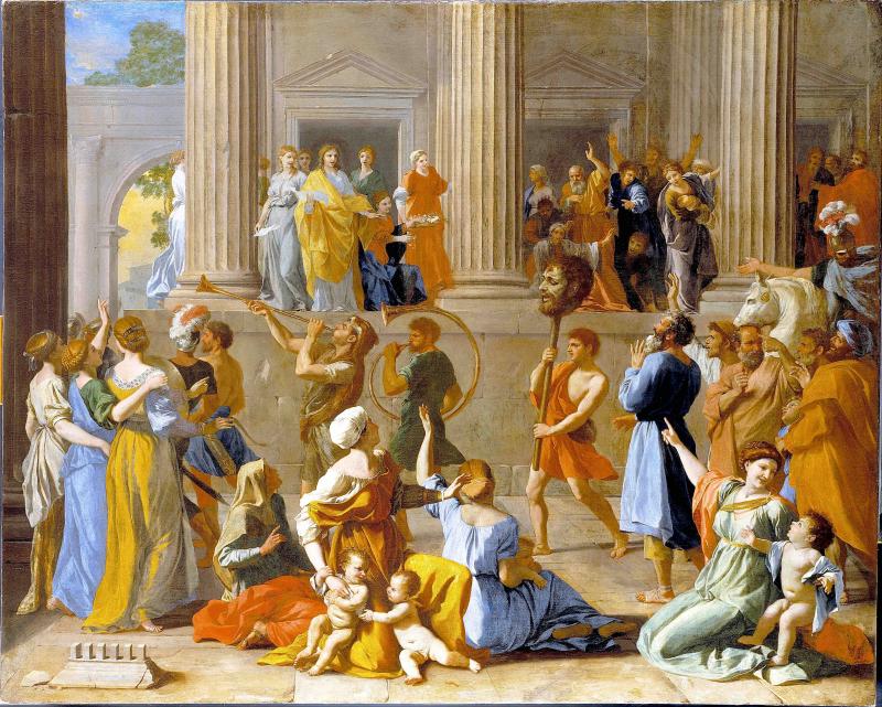 Le Triomphe de David