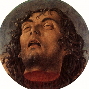 Testa del Battista