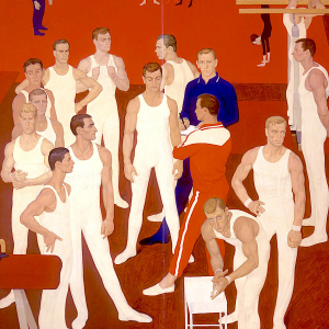 Гимнасты СССР