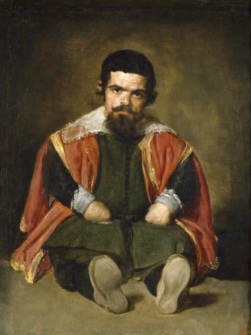 diego de acedo, enanos en la corte de los austrias, enanos de Felipe IV