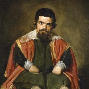 Los bufones de Velázquez