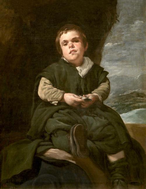 Los bufones de Velázquez - Diego Velázquez - Historia Arte (HA!)