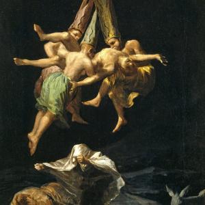 Vuelo de brujas