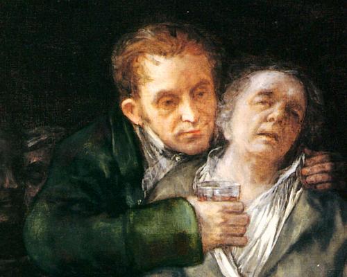 Goya y el dolor