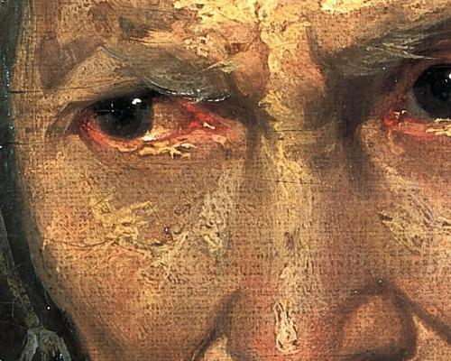 Los locos, locos retratos de Gericault
