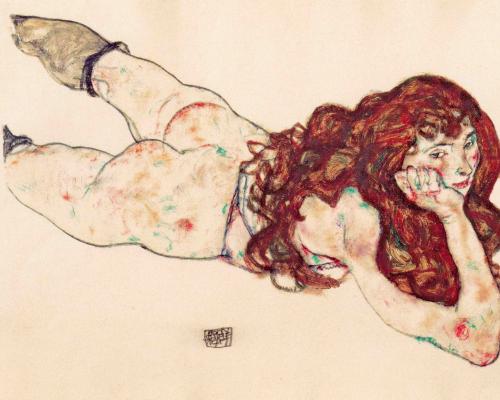 Freud y Schiele